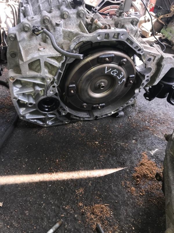 Акпп Nissan Murano Z51 VQ35 2011 (б/у)