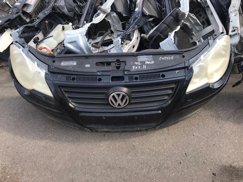 Панель передняя Volkswagen Polo 9N3 2007 (б/у)