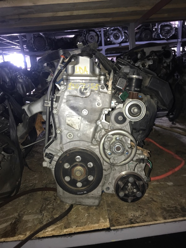 Двигатель Honda Civic FD LDA 2009 (б/у)