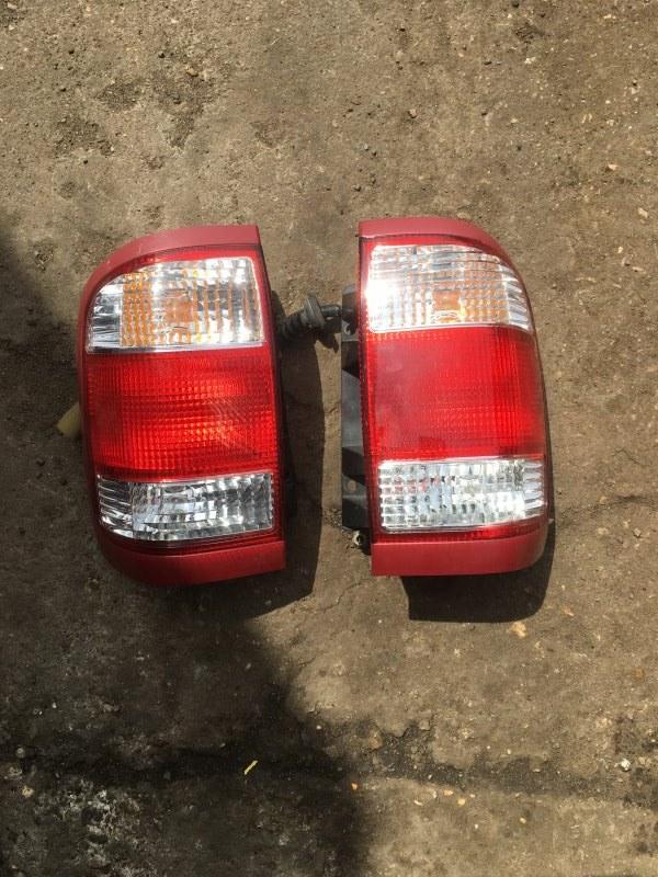 Стоп-сигнал Nissan Pathfinder R50 1999 задний (б/у)