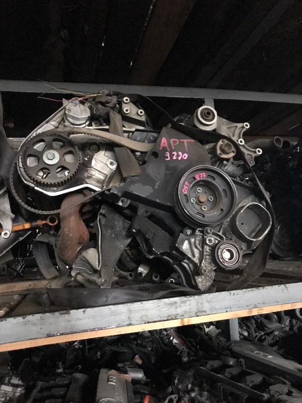 Двигатель Audi A4B5 8D5 APT 2000 (б/у)