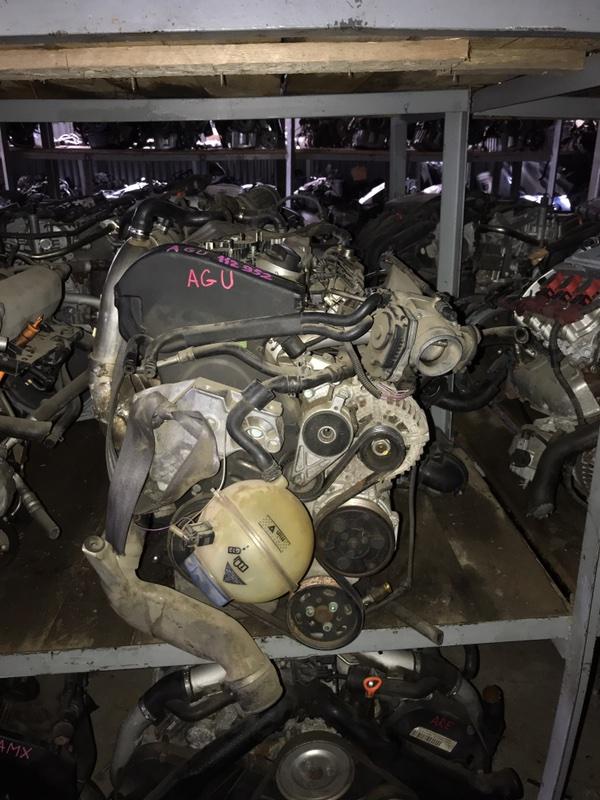 Двигатель Volkswagen Jetta 9M2 AGU 2002 (б/у)