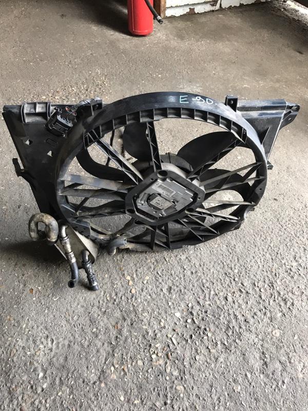 Вентилятор радиатора Bmw 3 E90 2006 (б/у)