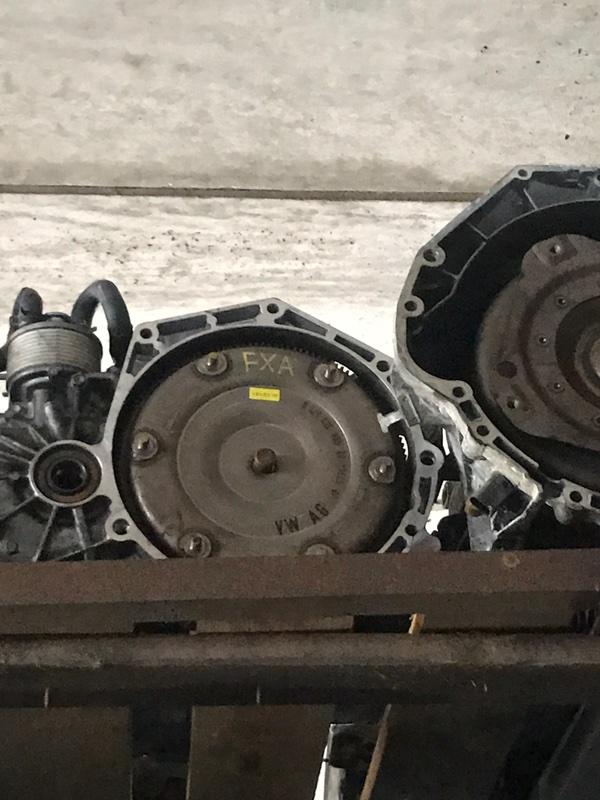 Акпп Audi Tt 8N3 2003 (б/у)