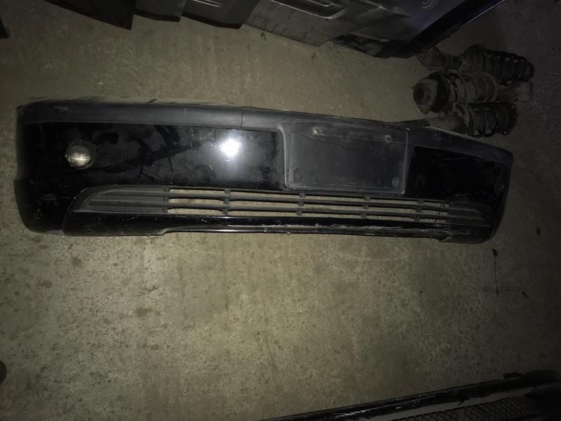 Бампер Bmw 3 E46/4 2004 передний (б/у)