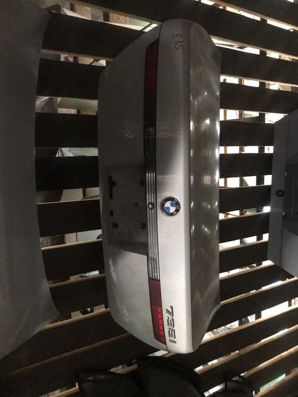 Крышка багажника Bmw 7 E65 2002 задняя (б/у)