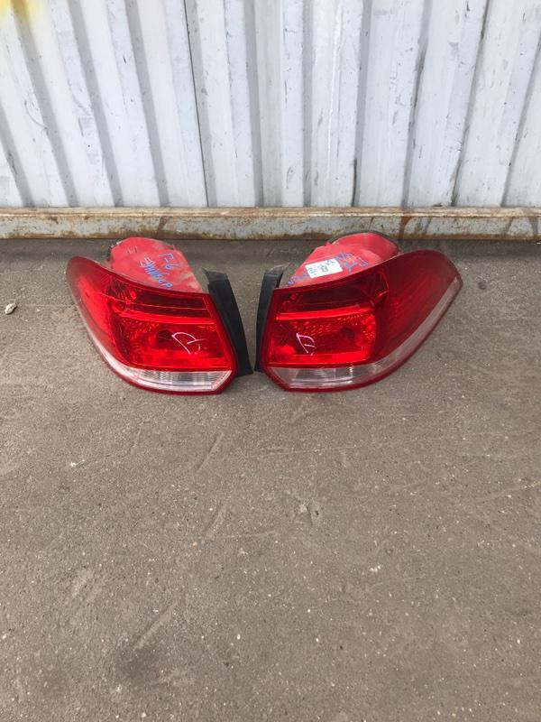 Фонарь заднего хода Volkswagen Golf 6 5K1 2009 задний (б/у)
