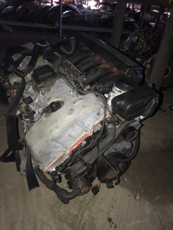 Двигатель Bmw 5 E60 N52B30AF 2008 (б/у)