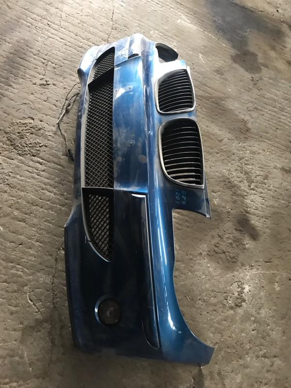 Бампер Bmw 1 E87 2005 передний (б/у)