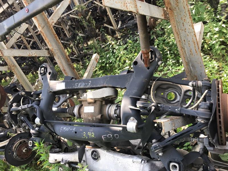 Балка подвески Bmw 3 E90 2006 задняя (б/у)