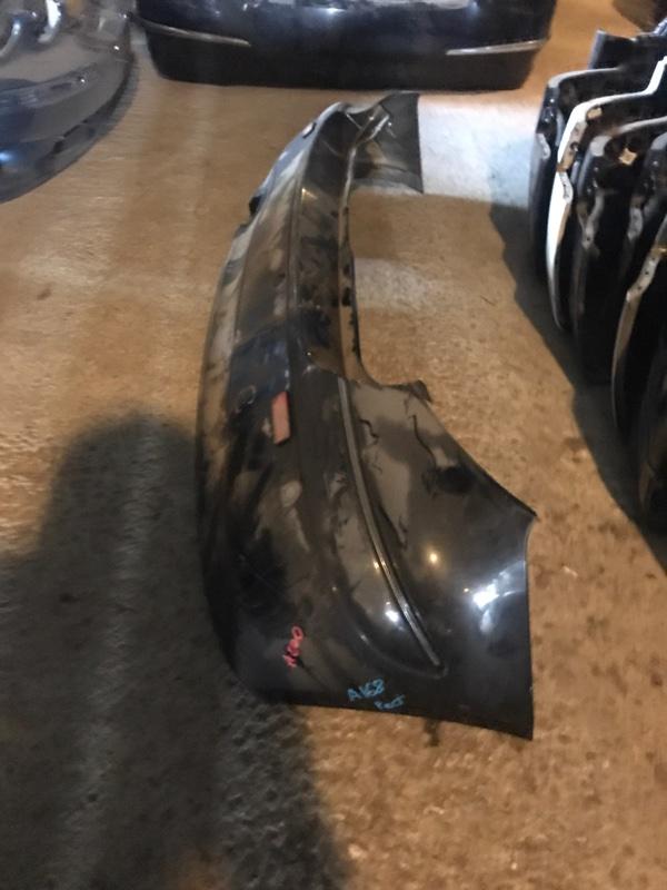 Бампер Mercedes-Benz A W168 2000 задний (б/у)
