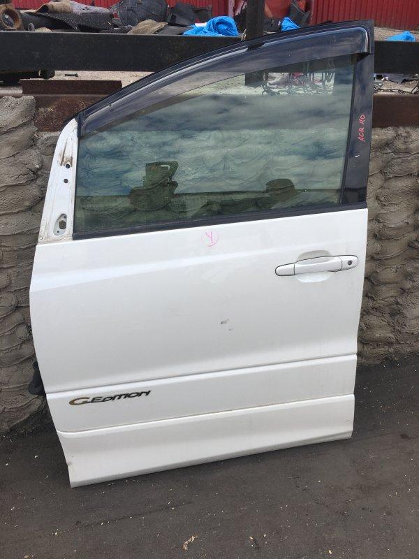 Дверь Toyota Estima ACR40 2004 (б/у)