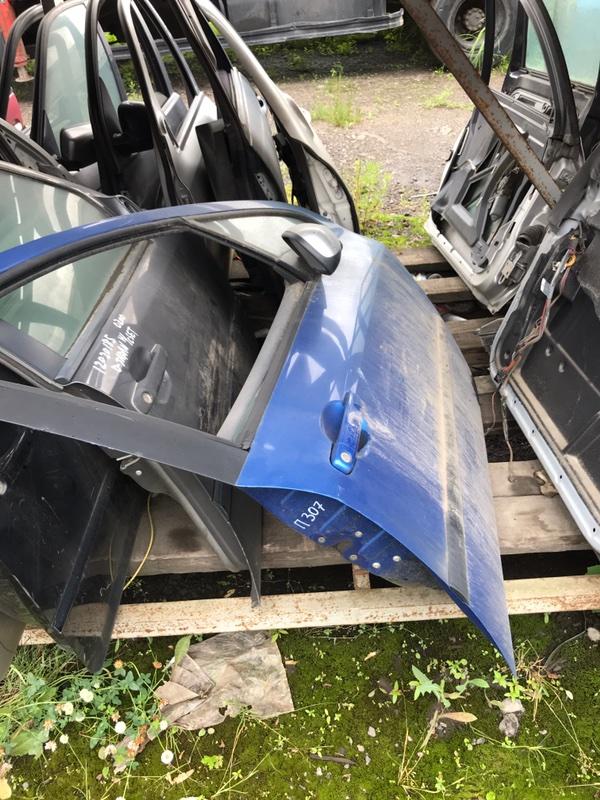 Дверь Peugeot 307 3A/C 2005 передняя (б/у)