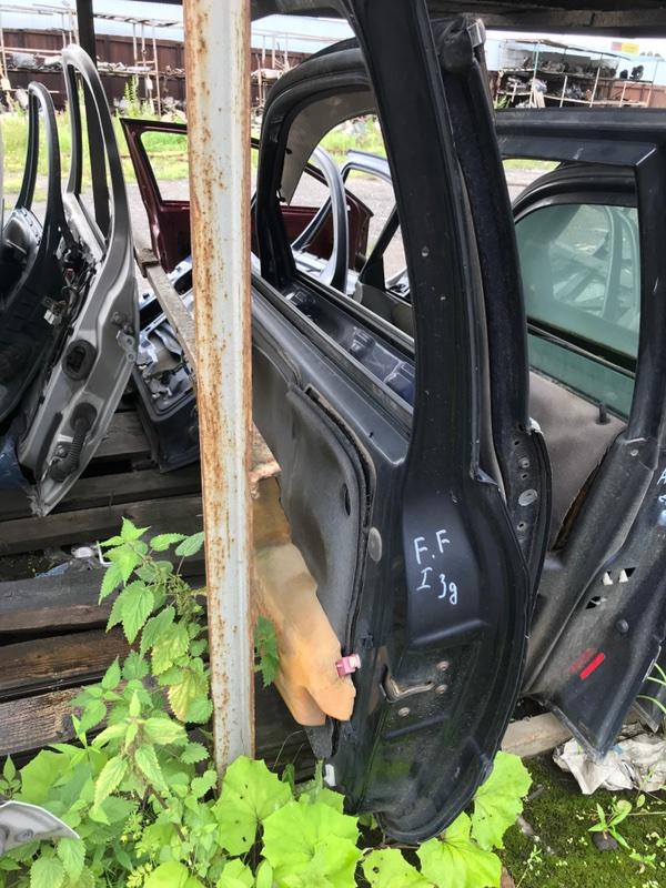 Дверь Ford Фокус 1 DBW 2003 передняя (б/у)