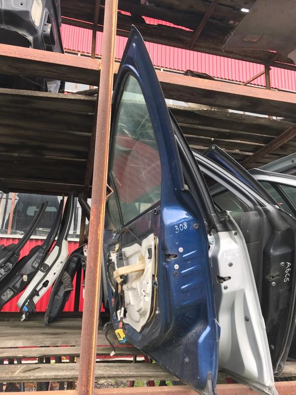 Дверь Peugeot 308 4A/C 2008 передняя (б/у)