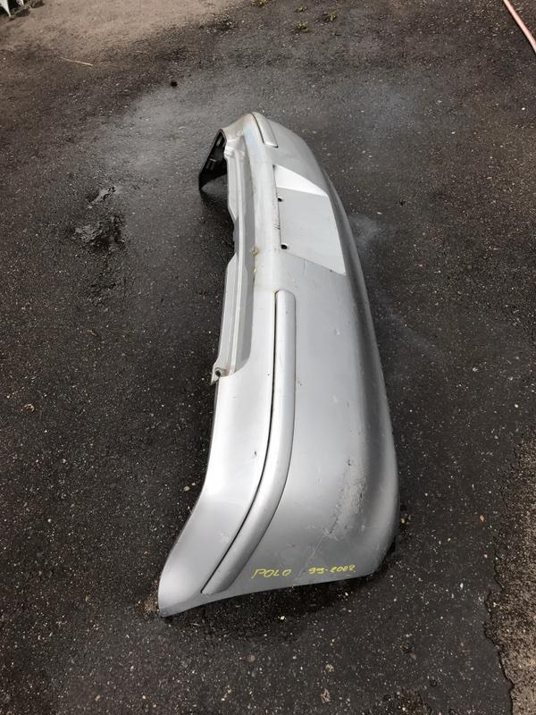 Бампер Volkswagen Polo 6N2 2000 задний (б/у)