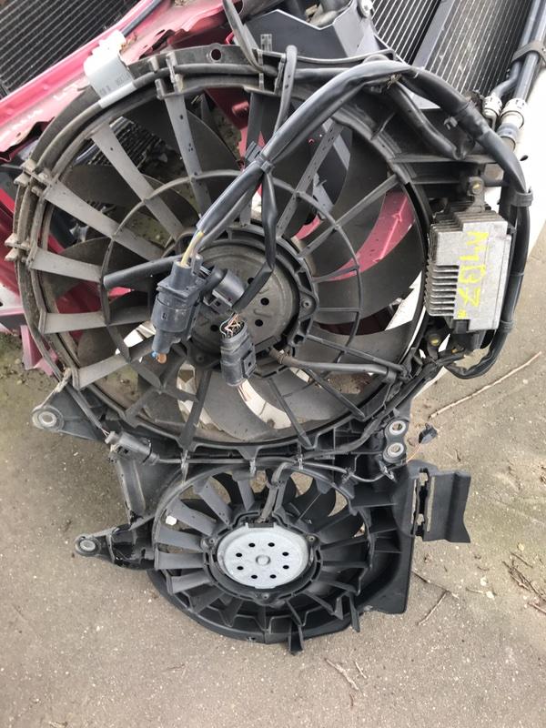 Вентилятор радиатора Audi A4B7 8EC 2007 (б/у)