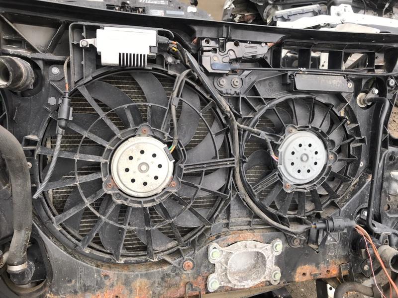Вентилятор радиатора Audi A6C6 4F2 2007 (б/у)