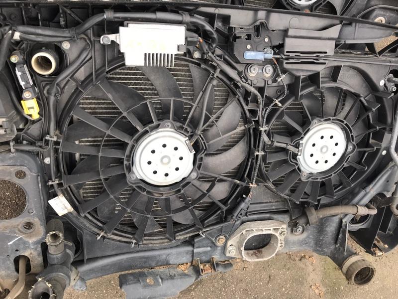 Вентилятор радиатора Audi A4 B6 8EC 2004 (б/у)