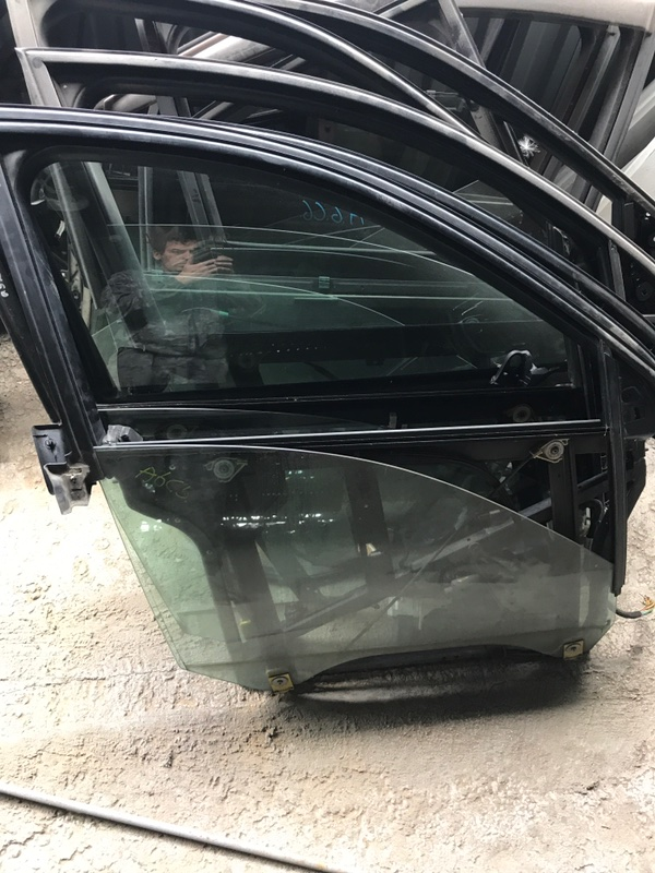 Стеклоподъемник Audi A6C5 4B 2000 передний (б/у)