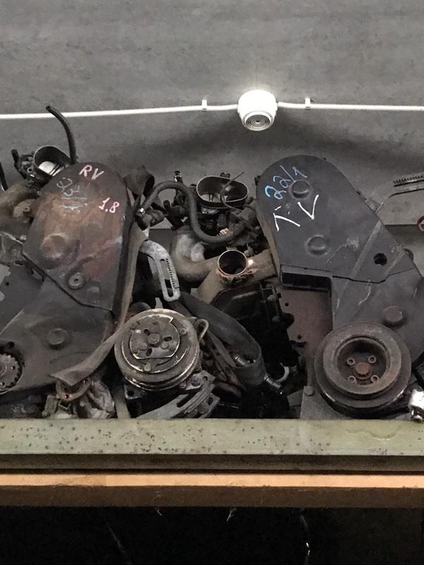 Двигатель Volkswagen Passat 1H RV 1995 (б/у)