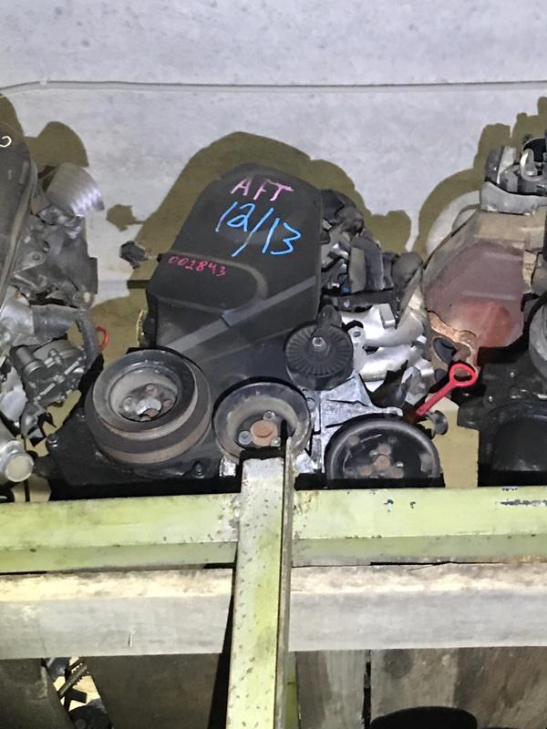 Двигатель Volkswagen Golf 3 1H5 AFT 1995 (б/у)