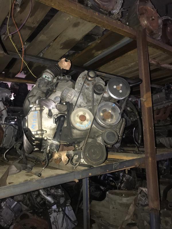 Двигатель Bmw 3 E36/4 M43B18 1995 (б/у)