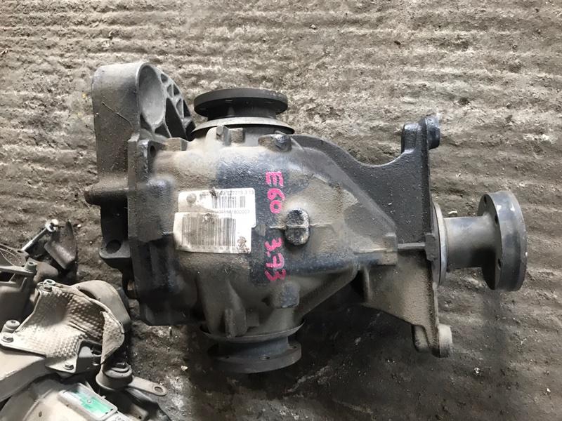 Редуктор Bmw 5 E60 2006 задний (б/у)
