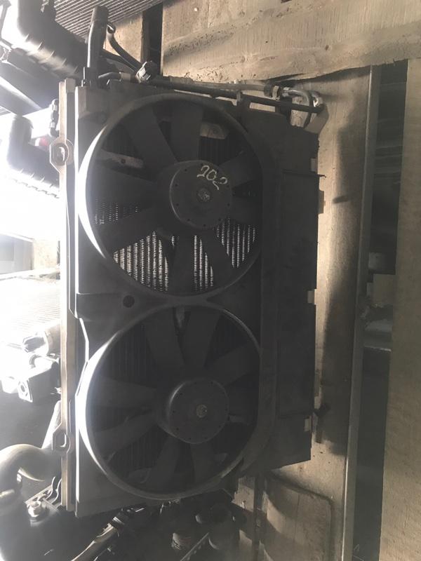 Вентилятор радиатора Mercedes-Benz С W202 2000 (б/у)