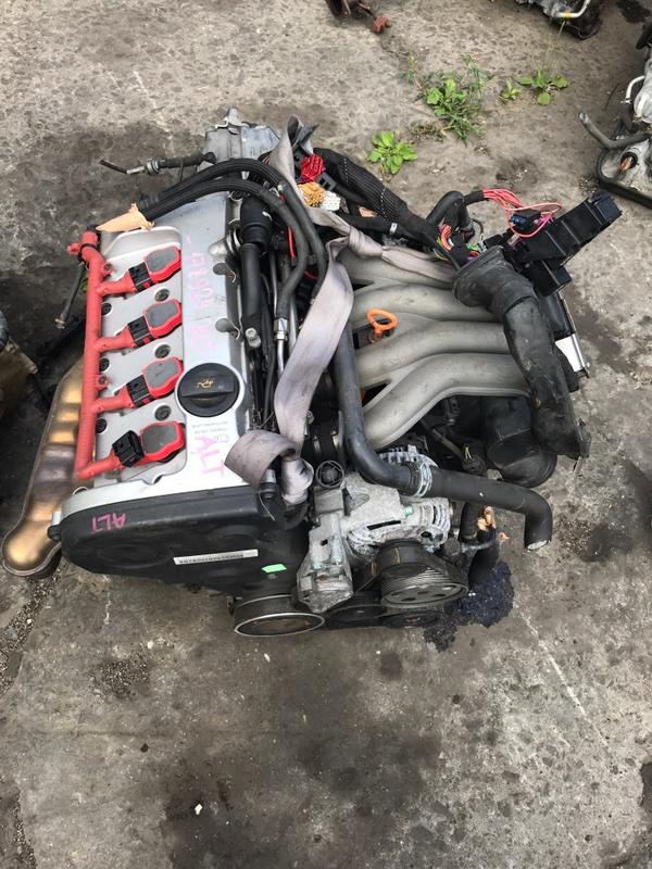 Двигатель Audi A4B7 8EC ALT 2007 (б/у)