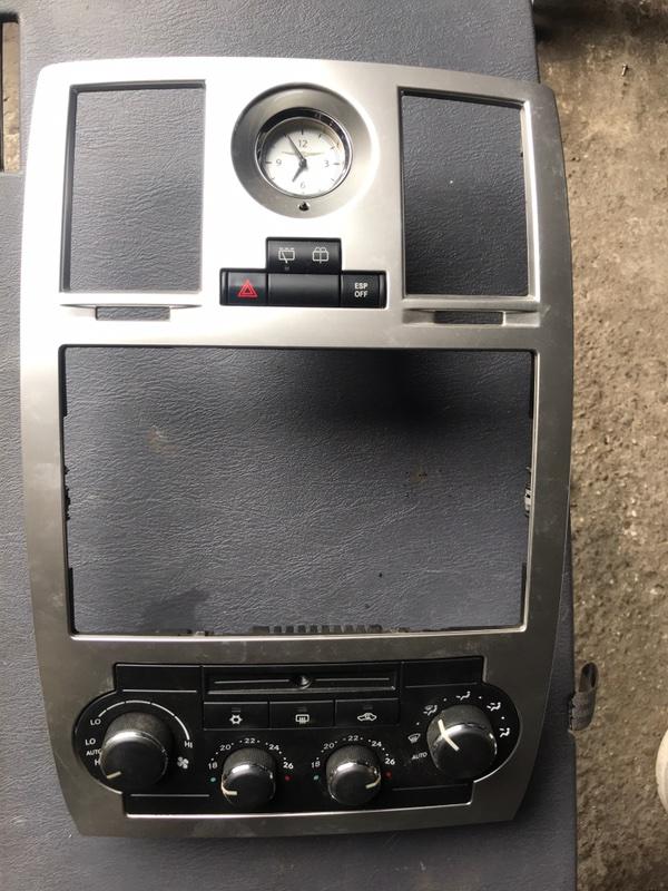 Блок управления климат-контролем Chrysler 300C 300C LE 2006 (б/у)