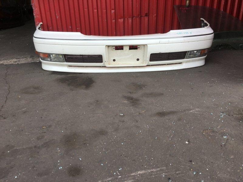 Бампер Toyota Crown S150 передний (б/у)