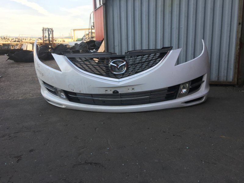 Бампер Mazda 6 GH передний (б/у)