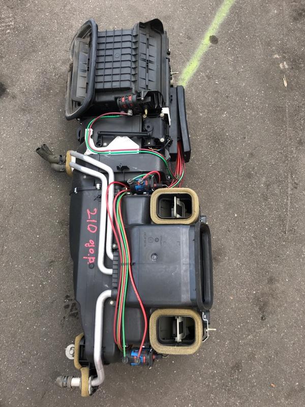 Радиатор печки Mercedes-Benz E W210 1997 (б/у)