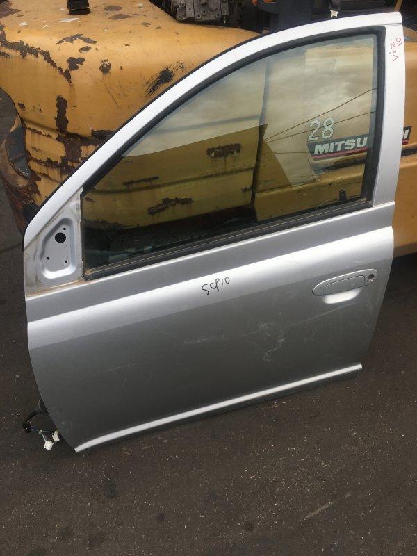 Дверь Toyota Vitz XP10 2000 (б/у)