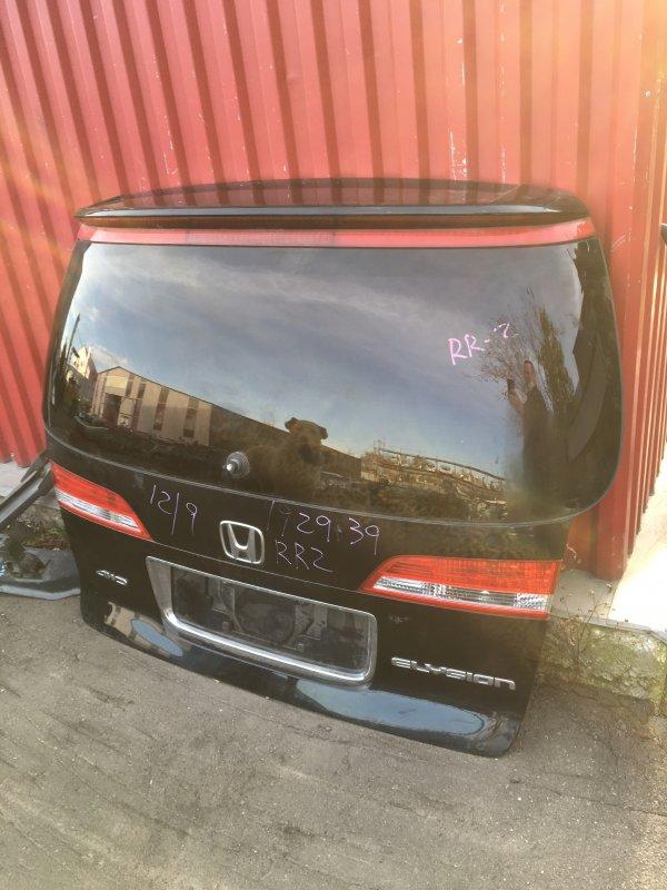 Крышка багажника Honda Elysion RR 2007 (б/у)