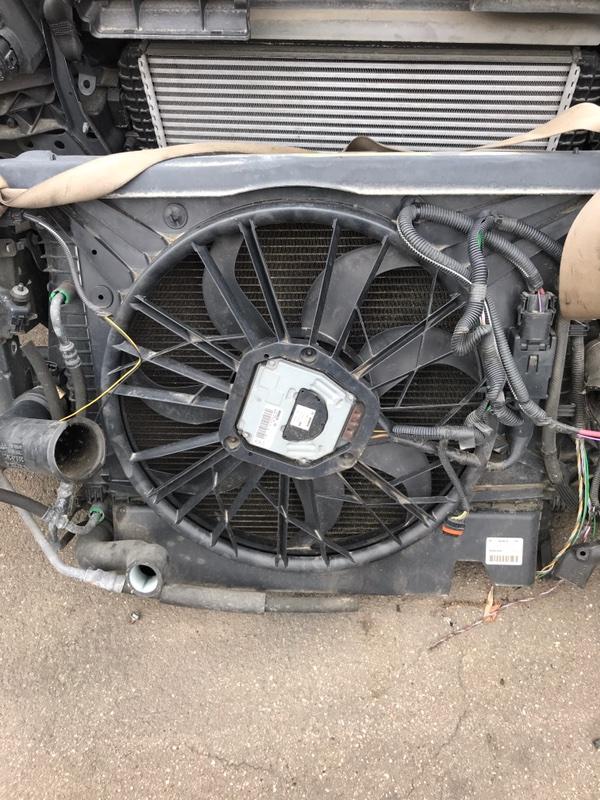 Вентилятор радиатора Volvo Xc90 C_98 2006 (б/у)