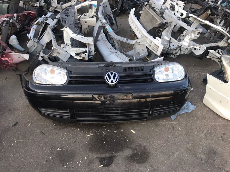 Бампер Volkswagen Golf 4 1J 2000 передний (б/у)
