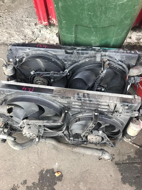Радиатор двс Volkswagen Golf 4 1J 2000 (б/у)