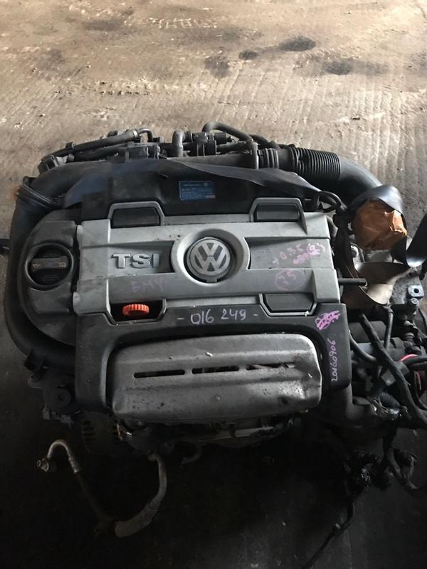 Двигатель Volkswagen Golf 5 1K1 BMY 2008 (б/у)