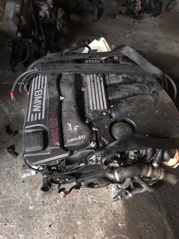 Двигатель Bmw 1 E87 N46B20BA 2005 (б/у)
