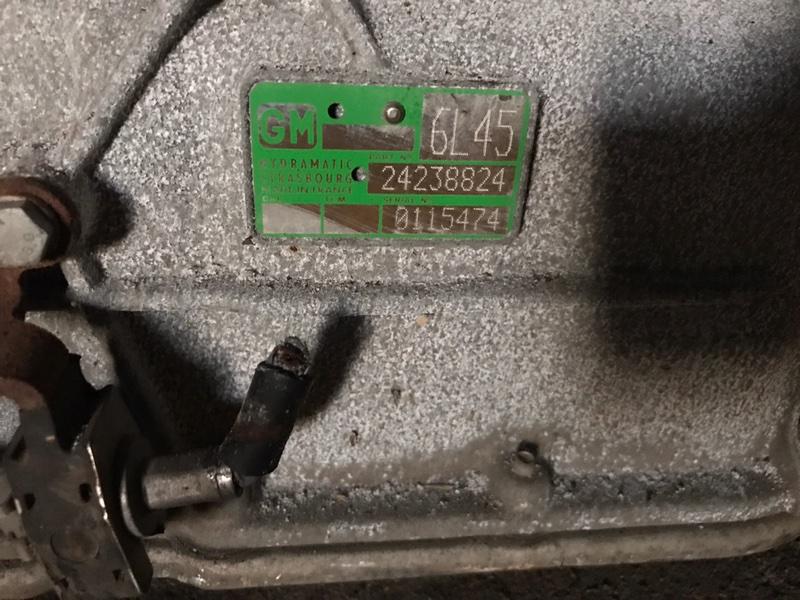 Акпп Bmw 1 E87 2005 (б/у)