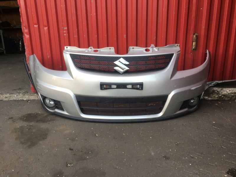 Бампер Suzuki Sx4 YA 2007 передний (б/у)