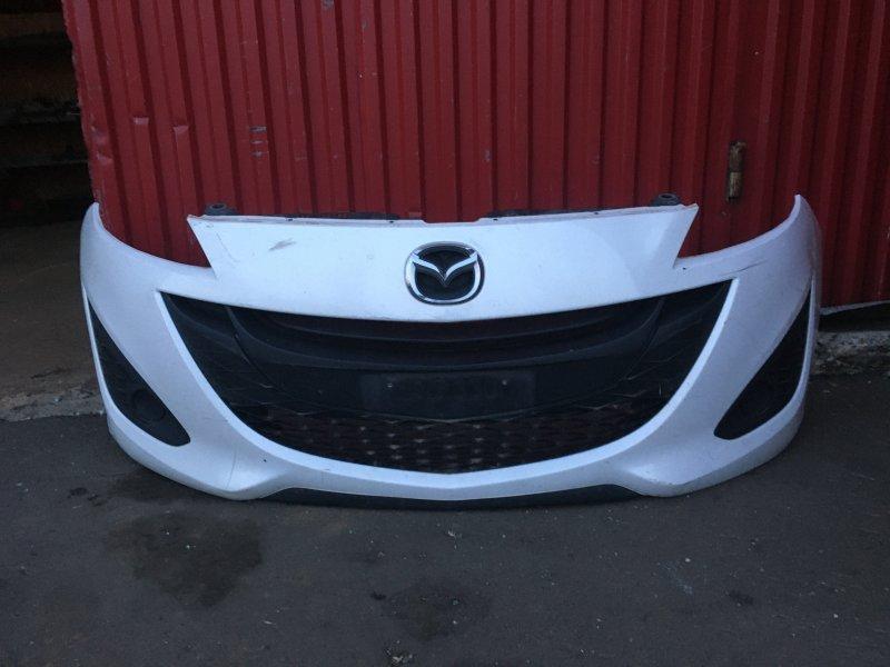 Бампер Mazda Premacy CW 2010 (б/у)