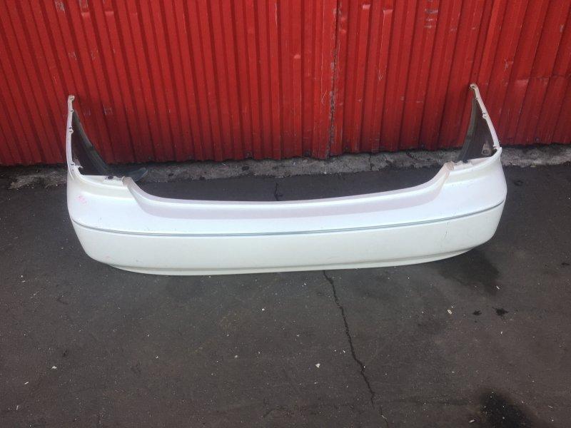 Бампер Nissan Cefiro A33 задний (б/у)