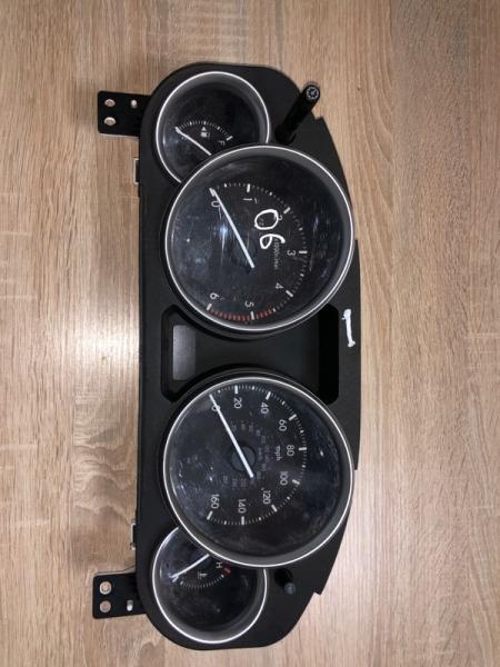 Щиток приборов Mazda 6 GH 2.0 RF7J 2008 (б/у)