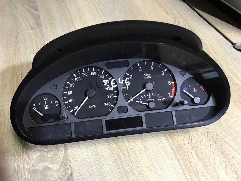 Щиток приборов Bmw 3-Series E46 M43B18 1998 (б/у)