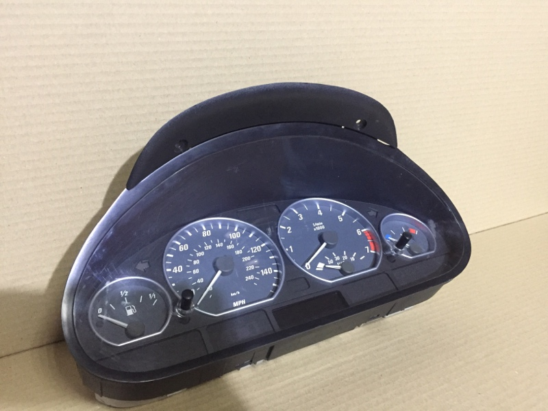 Щиток приборов Bmw 3-Series E46 M43B19 (б/у)