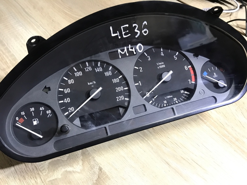 Щиток приборов Bmw 3-Series E36 M40B18 1993 (б/у)