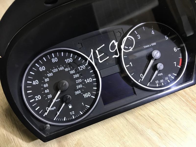 Щиток приборов Bmw 3-Series E90 N46B20 2006 (б/у)